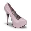 TEEZE-06 Baby Pink Patent